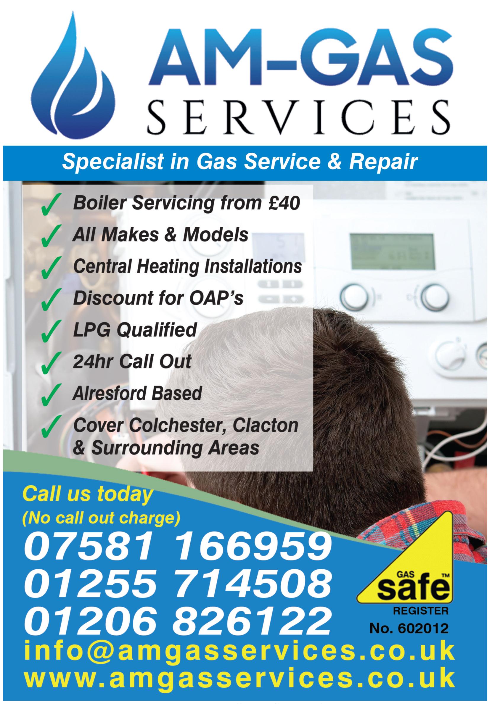 AM-GAS Services