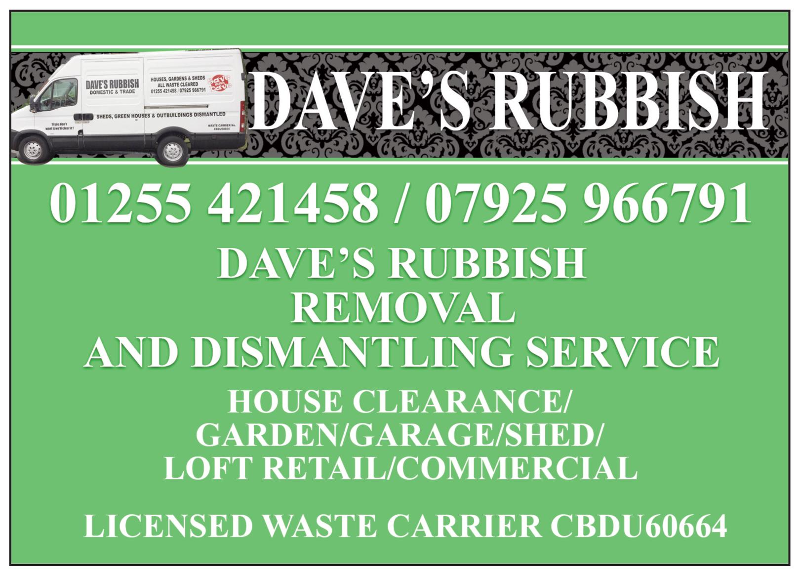 Dave's Rubbish Removal