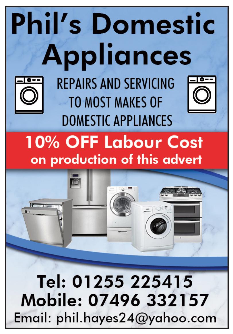 Phil's Domestic Appliances