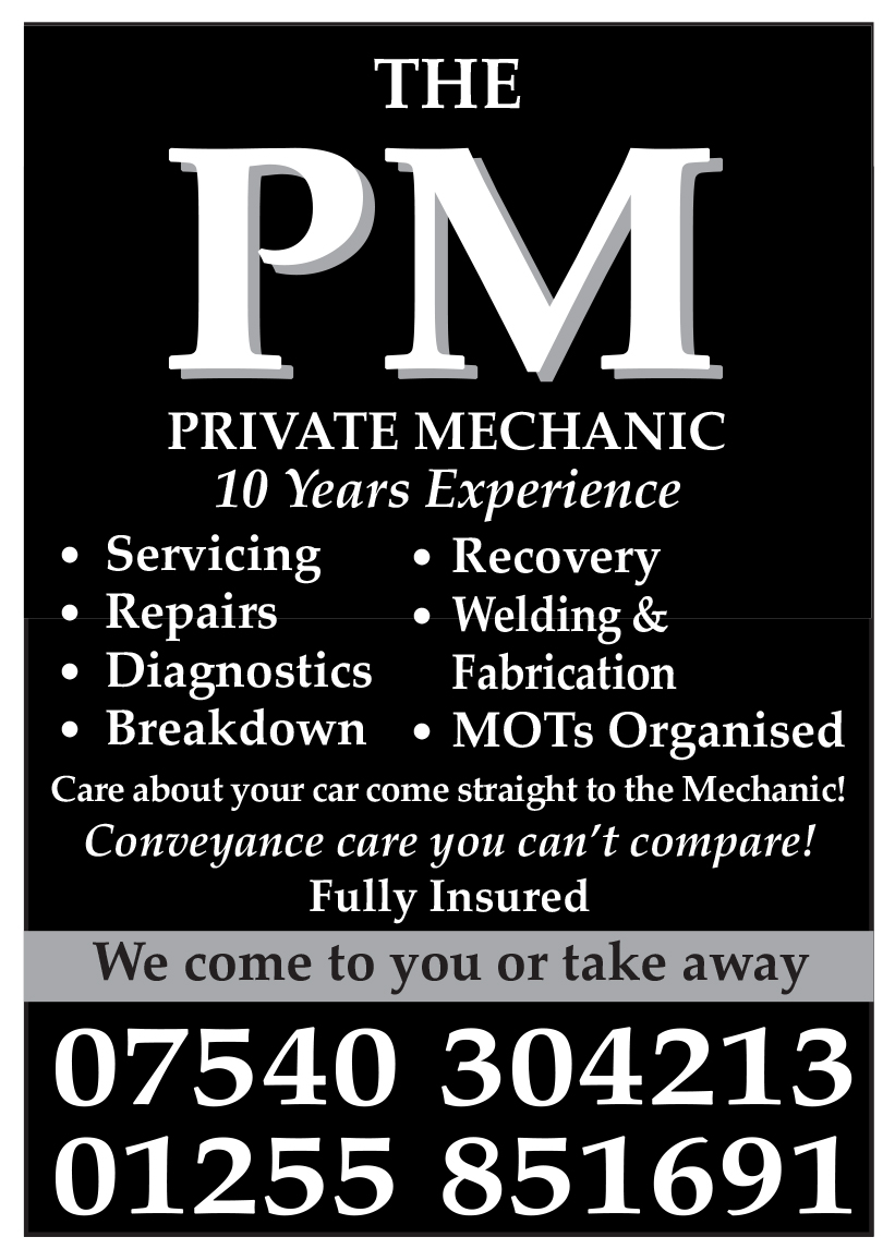 The Private Mechanic (PM)
